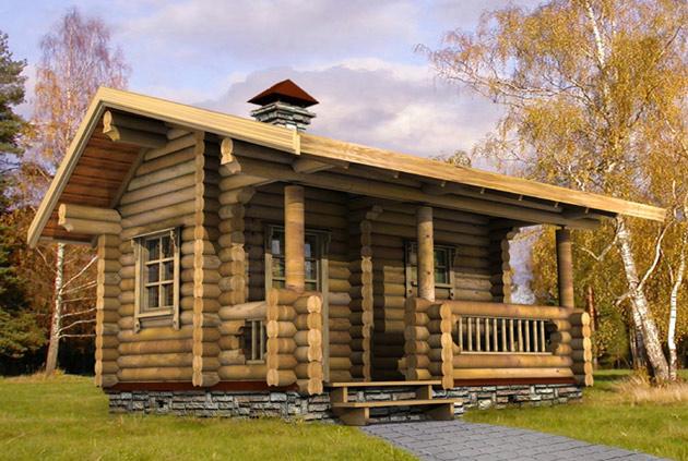 Особенности строительства деревянной бани и сауны.